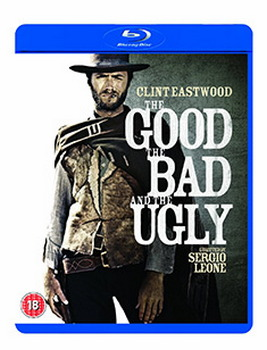The Good  The Bad and The Ugly [Remastered] [Blu-ray]