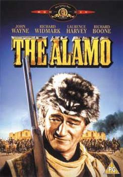 Alamo - John Wayne (DVD)