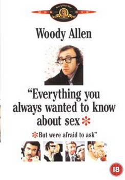 Everything You Always Wanted To Know About Sex But Were Afraid To Ask (DVD)