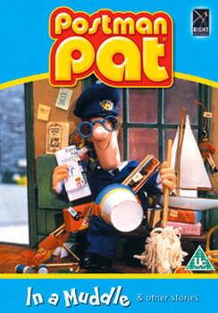 Postman Pat - In A Muddle (DVD)