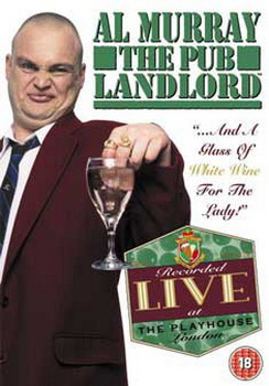 Al Murray - A Glass Of Wine For The Lady (DVD)