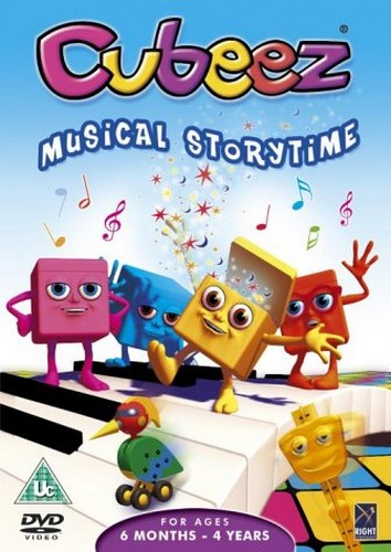 Cubeez - Musical Storytime (Animated)