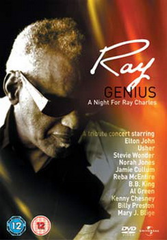 Ray Charles - Genius - A Night For Ray Charles (DVD)