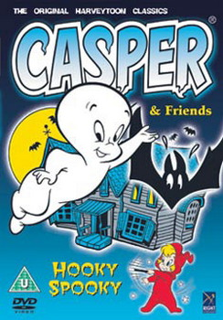 Casper And Friends - Hooky Spooky (Animated) (DVD)