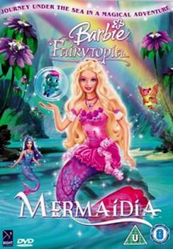 Barbie - Mermaidia (Animated) (DVD)