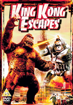 King Kong Escapes (DVD)