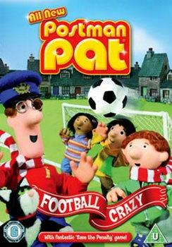 Postman Pat - Football Crazy (DVD)