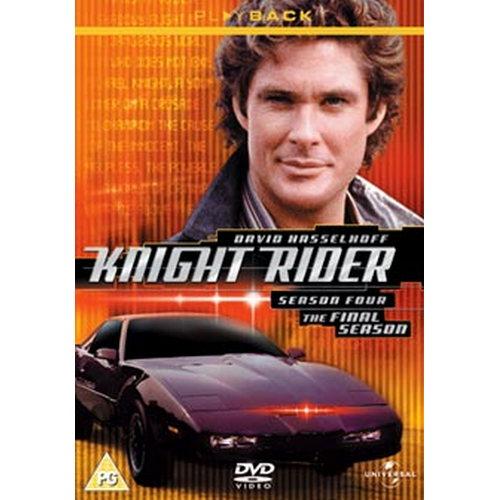 Knight Rider - Season 4 (DVD)