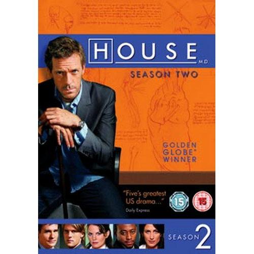 House Md - Season 2 (DVD)