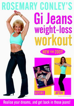 Rosemary Conley - Gi Jeans Weight Loss Plan (DVD)