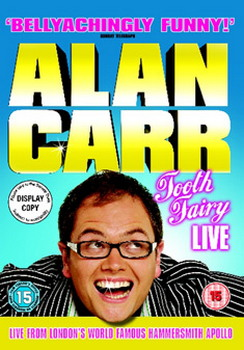 Alan Carr - Tooth Fairy Live (DVD)