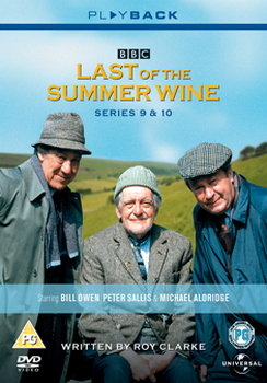 Last Of The Summer Wine - Series 9 And 10 - Complete (DVD)