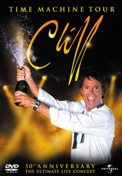 Cliff Richard - Time Machine Tour (DVD)