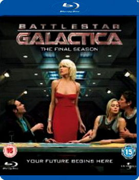Battlestar Galactica - Season 4 - The Final Season (BLU-RAY)