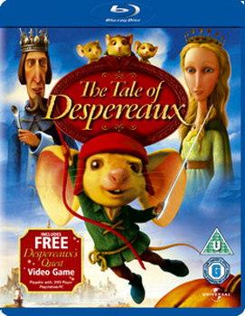 Tales Of Despereaux (BLU-RAY)