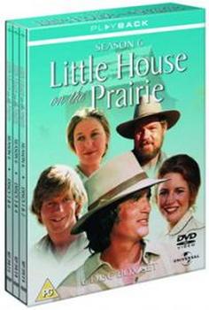 Little House On The Prairie: Season 6 (1980) (DVD)