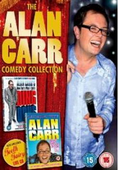 Alan Carr - Comedy Collection (DVD)