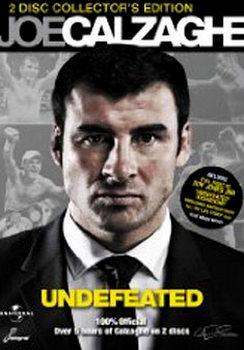 Joe Calzaghe - My Life Story & Undefeated (DVD)