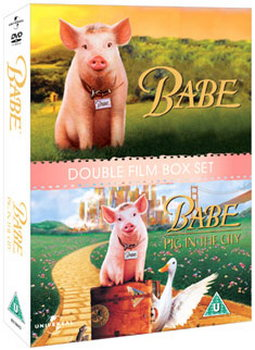 Babe / Babe 2:Pig In The City (DVD)
