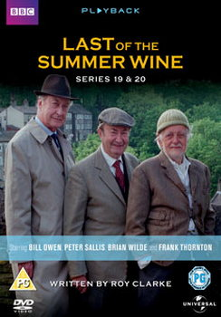 Last Of The Summer Wine - Series 19 And 20 Complete (DVD)