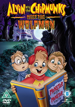 Alvin And The Chipmunks Meet Frankenstein/ Alvin And The Chipmunks Meet The Wolfman (DVD)