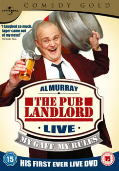Al Murray - The Pub Landlord - Comedy Gold 2010 (DVD)