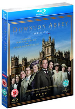 Downton Abbey - Series 1 (BLU-RAY)