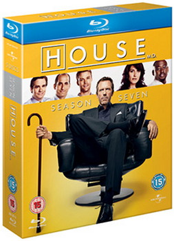 House Md - Season 7  (BLU-RAY)