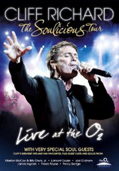 Cliff Richard - The Soulicious Tour (DVD)