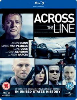 Across The Line - The Exodus Of Charlie Wright (BLU-RAY)