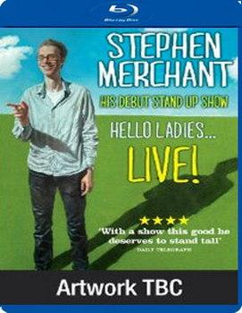 Stephen Merchant - Hello Ladies - Live 2011 (BLU-RAY)