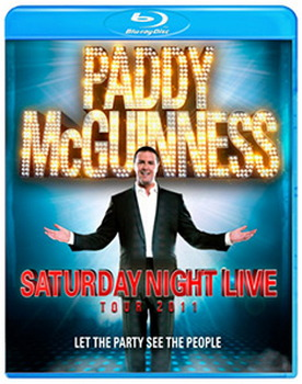 Paddy McGuinness - Live 2011 (Blu-ray)