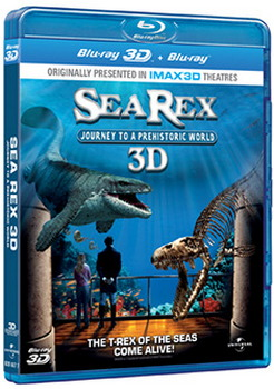 Sea Rex - Journey To A Prehistoric World 3D (BLU-RAY)