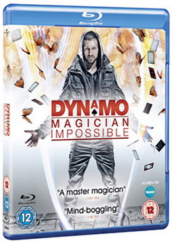 Dynamo - Magician Impossible (BLU-RAY)