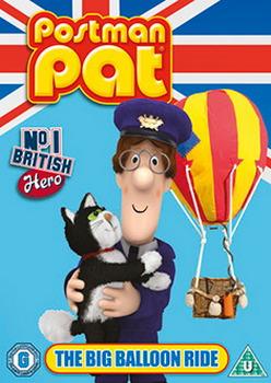 Postman Pat And The Big Balloon Ride (DVD)