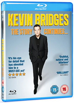 Kevin Bridges - The Story Continues (BLU-RAY)