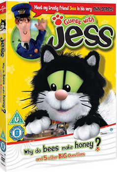 Guess With Jess - Why Do Bees Make Honey? (DVD)
