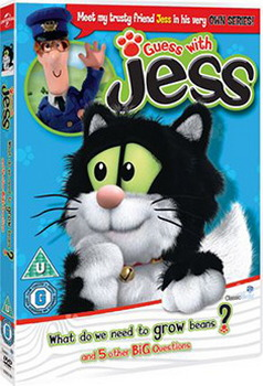 Guess With Jess - What Do We Need To Grow Beans (DVD)
