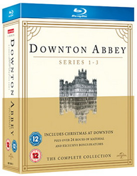 Downton Abbey - Series 1 To 3 / Christmas At Downton Abbey (BLU-RAY)