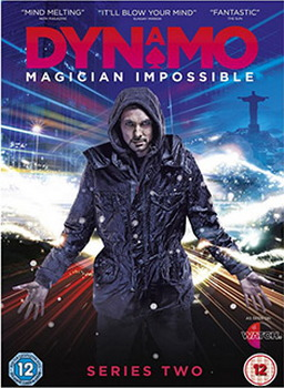 Dynamo - Magician Impossible - Series 2 (DVD)