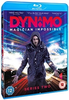 Dynamo - Magician Impossible - Series 2 (BLU-RAY)