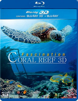 Fascination Coral Reef 3D (BLU-RAY)