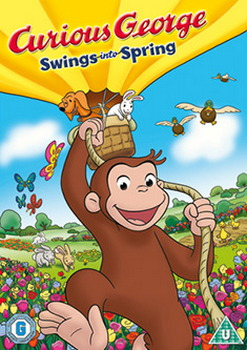 Curious George - Swings Into Spring! (DVD)