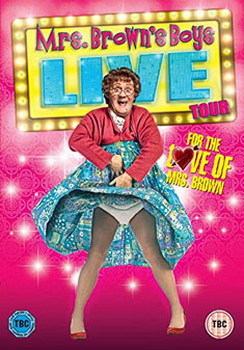 Mrs Brown'S Boys Live Tour - For The Love Of Mrs Brown (DVD)
