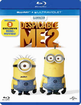 Despicable Me 2 (Blu-ray)