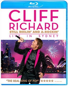Cliff Richard - Still Reelin' and A-Rockin' Live in Sydney (Blu-Ray)