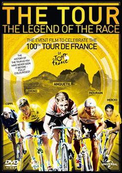The Legend Of The Tour De France (DVD)