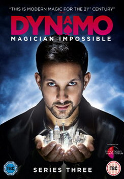 Dynamo - Magician Impossible - Series 3 (DVD)