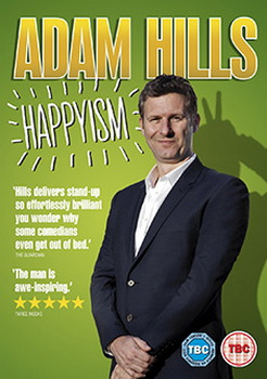 Adam Hills: Happyism (DVD)