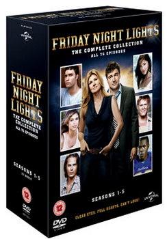 Friday Night Lights: Seasons 1-5 (DVD)